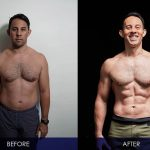 Injury Rehabilitation through Personal Training leads to 11.5% body fat loss in three months.