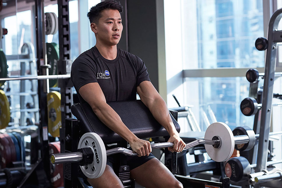 Weight Lifting Repetition